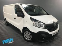 USED 2014 64 RENAULT TRAFIC 1.6 LL29 BUSINESS L2H1 LWB DCI PANEL VAN  * 0% Deposit Finance Available
