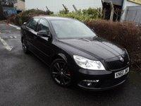2010 SKODA OCTAVIA 2.0 VRS TFSI DSG 5d AUTO 198 BHP £7988.00