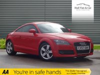 USED 2007 57 AUDI TT 2.0 TFSI 3d 200 BHP Great Condition, Full History