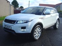 USED 2013 H LAND ROVER RANGE ROVER EVOQUE 2.2 SD4 PURE TECH PLUS 5d 190 BHP