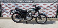 1999 KAWASAKI W650 Low Retro Roadster £4299.00