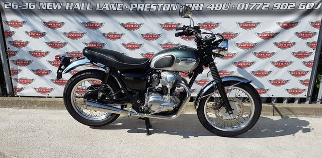 View our KAWASAKI W650