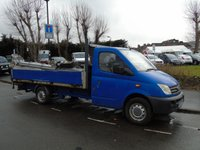 USED 2009 58 LDV MAXUS 2.5DCI 120BHP EF LWB 13FT 6 IN DROPSIDE TRUCK WITH TAILLIFT (NON RUNNER) NON RUNNER+ REQUIRES ATTENTION