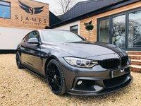 2015 BMW 4 SERIES 3.0 435D XDRIVE M SPORT 2d AUTO 309 BHP £23990.00