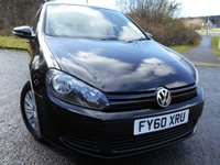 2010 VOLKSWAGEN GOLF 1.6 S TDI 5d 89 BHP ** DIESEL , 1 PREVIOUS OWNER, ,£30 ROAD TAX, OUTSTANDING VEHICLE ** £5995.00