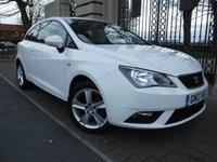 2013 SEAT IBIZA 1.4 TOCA 3d 85 BHP £5995.00