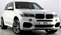 USED 2014 14 BMW X5 3.0 30d M Sport xDrive (s/s) 5dr Auto [7 Seats] Pan Roof, Extended Leather Pk