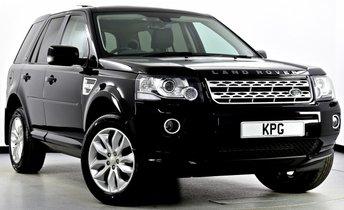 2014 LAND ROVER FREELANDER 2 2.2 SD4 HSE 4X4 5dr Auto £18750.00