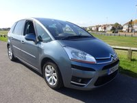2009 CITROEN C4 PICASSO 2.0 EXCLUSIVE HDI 5STR EGS 5DR AUTOMATIC 135 BHP £3695.00
