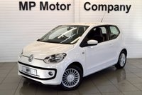 2013 VOLKSWAGEN UP 1.0 HIGH UP 3d 74 BHP £5695.00