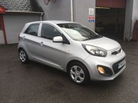 USED 2015 64 KIA PICANTO 1.0 1 5d 68 BHP JUST ARRIVED!! ROAD TAX £ZERO, LOW INSURANCE.