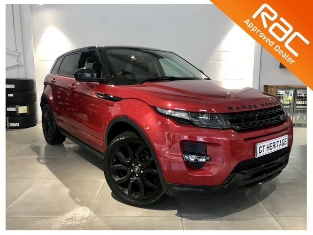 2015 51 LAND ROVER RANGE ROVER EVOQUE SD4 DYNAMIC LUX - PAN ROOF & MORE
