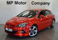 2014 VAUXHALL ASTRA 1.6 LIMITED EDITION 5d 115 BHP £8495.00