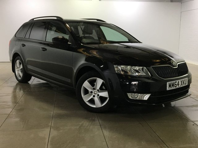 View our 2015 64 SKODA OCTAVIA 1.6 SE BUSINESS TDI CR 5d 103 BHP