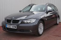 USED 2007 07 BMW 3 SERIES 2.0 320D SE TOURING 5d 161 BHP DEALER FULL SERVICE HISTORY