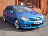 USED 2009 58 VAUXHALL ASTRA 2.0 VXR 3d 240 BHP FSH + TIMING BELT REPLACED