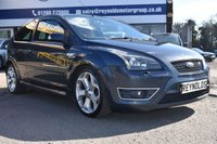 USED 2007 57 FORD FOCUS 2.5 ST-2 3d 225 BHP THE CAR FINANCE SPECIALIST