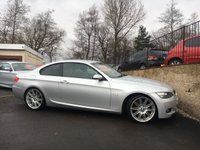 2009 BMW 3 SERIES 2.0 320D M SPORT HIGHLINE 2d AUTO 175 BHP £7695.00
