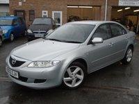 2003 MAZDA 6 1.8 TS 5d 120 BHP £895.00