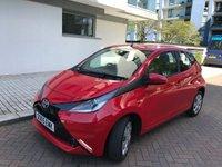 2016 TOYOTA AYGO 1.0 VVT-I X-PLAY X-SHIFT 5d AUTO 69 BHP £7490.00