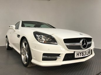 2013 MERCEDES-BENZ SLK 2.1 SLK250 CDI BLUEEFFICIENCY AMG SPORT 2d AUTO 204 BHP £14200.00