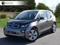 USED 2017 17 BMW I3 0.6 I3 RANGE EXTENDER 5d AUTO 168 BHP