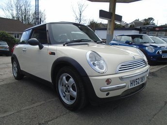 2002 MINI HATCH COOPER