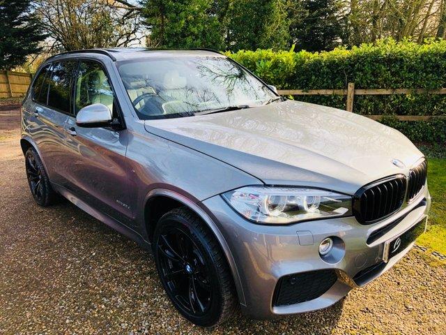 2014 64 BMW X5 3.0 XDRIVE30D M SPORT 5d AUTO 255 BHP