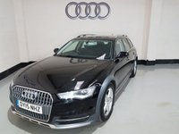 USED 2015 15 AUDI A6 3.0 ALLROAD TDI QUATTRO 5d AUTO 215 BHP 1 Owner/ Sat -Nav/ Leather Seats/ Power Boot/ Bluetooth