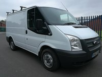 USED 2012 62 FORD TRANSIT 2.2 300 LR 1d 124 BHP ONE OWNER - DIRECT LEASE COMPANY - JUST 44000 MILES