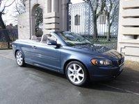 2007 VOLVO C70 2.4 SE 2d 170 BHP £3995.00