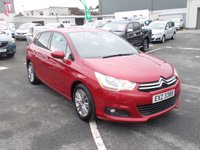 USED 2012 CITROEN C4 1.6 VTR PLUS HDI 5d 91 BHP
