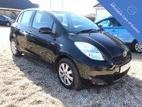 2009 TOYOTA YARIS 1.3 TR VVT-I 5d 99 BHP £4495.00