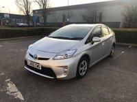 2015 TOYOTA PRIUS 1.8 HYBRID VVTI 5d AUTO 5 SEATS £13450.00