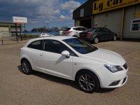 USED 2014 63 SEAT IBIZA 1.4 TOCA 3d 85 BHP