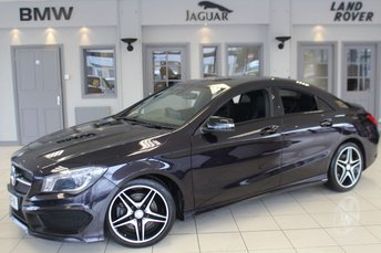 2016 MERCEDES-BENZ CLA}