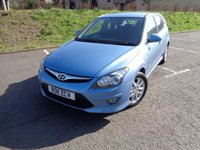 USED 2011 11 HYUNDAI I30 1.4 COMFORT 5d 108 BHP LOW MILEAGE