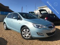 2010 VAUXHALL ASTRA 1.6 EXCLUSIV 5d AUTO 113 BHP £4995.00