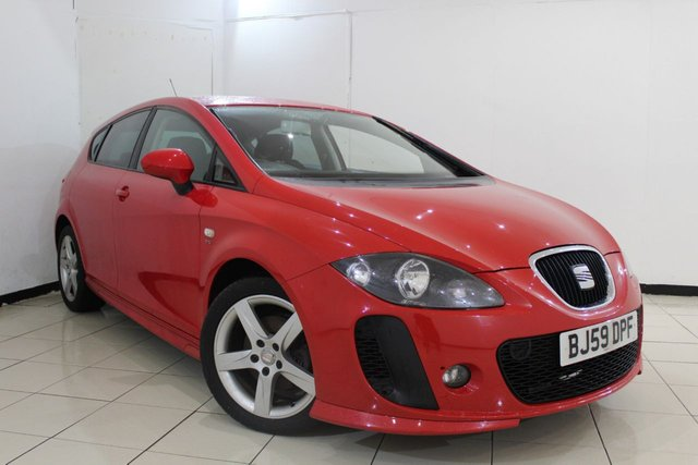 View our 2009 59 SEAT LEON 1.4 SPORT TSI 5DR 123 BHP
