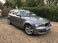 2011 BMW 1 SERIES 2.0 118D SE 5d AUTO 141 BHP £7989.00