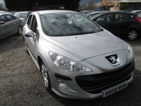 USED 2009 59 PEUGEOT 308 1.6 S HDI 5d 89 BHP 20 POUNDS TAX LOW INSURANCE