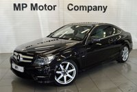 2012 MERCEDES-BENZ C CLASS 1.8 C180 BLUEEFFICIENCY AMG SPORT EDITION 125 2d AUTO 156 BHP £10995.00