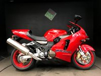 2001 KAWASAKI ZX12 R 2001. SERVICED. VGC. WITH AN AMAZING 3488 MILES ON IT £4500.00