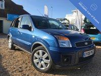 2008 FORD FUSION 1.6 FUSION PLUS 5d AUTO 100 BHP £4495.00