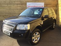 2010 LAND ROVER FREELANDER 2.2 TD4 E GS 5d 159 BHP £7499.00