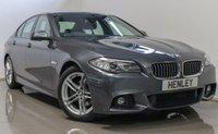 2016 BMW 5 SERIES 2.0 520D M SPORT 4d AUTO 188 BHP £19990.00