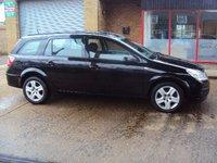 2010 VAUXHALL ASTRA 1.7 CLUB CDTI 5d 110 BHP £3199.00