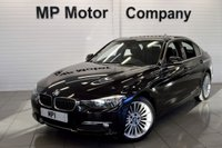 2013 BMW 3 SERIES 2.0 320D LUXURY 4d 184 BHP £12295.00