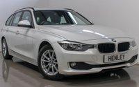 2014 BMW 3 SERIES 2.0 320D EFFICIENTDYNAMICS BUSINESS TOURING 5d AUTO 161 BHP £14990.00
