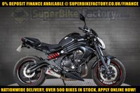 USED 2015 65 KAWASAKI ER-6N EFF GOOD & BAD CREDIT ACCEPTED, OVER 500+ BIKES IN STOCK